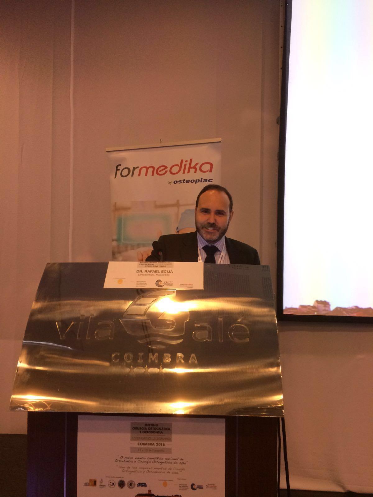 Dr. Rafael Ecija Meeting Ortodoncia